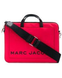 Marc Jacobs - Laptop Tas Met Logo - Lyst