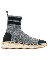 Alexander Wang - Dylan Sock Sneakers - Lyst