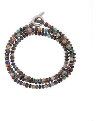 M. Cohen - Layered Bead Bracelet - Lyst
