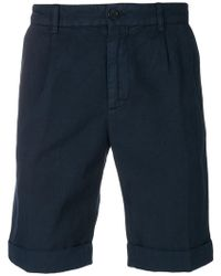 Aspesi - Classic Tailored Shorts - Lyst