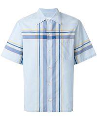 Prada - All Designer Products - Short Sleeve Shirt - Lyst