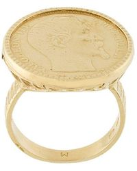 Wouters & Hendrix - Coin Ring - Lyst