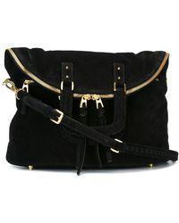 Barbara Bui - Gold-tone Hardware Shoulder Bag - Lyst
