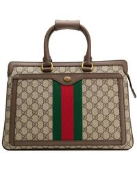 Gucci - Ophidia GG Rectangular Backpack - Lyst