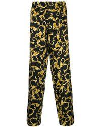 Versace - Print Pyjama Trousers - Lyst