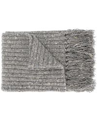 Marc Jacobs - Knitted Scarf - Lyst