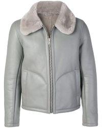 YMC - Lined Zip Jacket - Lyst