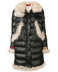 Bazar Deluxe - Mid-length Padded Jacket - Lyst