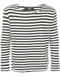 Garçons Infideles - Striped Top - Lyst