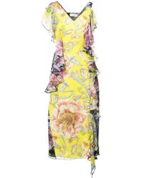 Prabal Gurung - Floral Shift Dress - Lyst