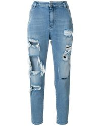 DIESEL - Fayaz-Evo 084NU jeans - Lyst