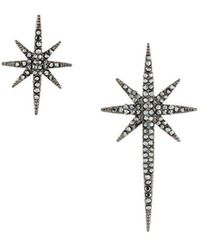 FEDERICA TOSI - Star Studded Earrings - Lyst