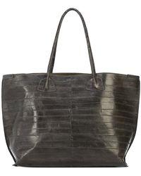 B May - Embossed Tote Bag - Lyst