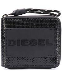 DIESEL - Square-shaped Wallet - Lyst