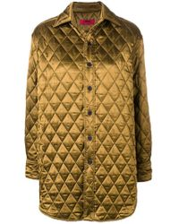 The Gigi - Zoe Quilted Jacket - Lyst