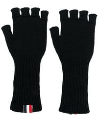 Thom Browne - Fingerless Gloves - Lyst