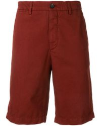 Ermenegildo Zegna - Knee-length Fitted Shorts - Lyst