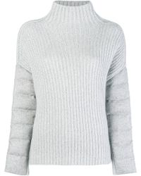Herno - Chunky Knit Jumper - Lyst