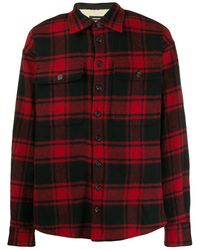 DSquared² チェックシャツ - レッド