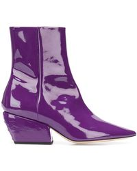 Petar Petrov - Sarah Ankle Boots - Lyst