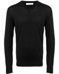 Cruciani - Perfectly Fitted Sweater - Lyst