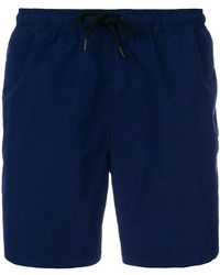 Aspesi | Plain Swim Shorts | Lyst