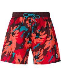 DIESEL - Bmbx-wave 2.017 Swim Shorts - Lyst