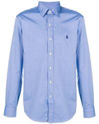 Polo Ralph Lauren - Long Sleeved Shirt - Lyst