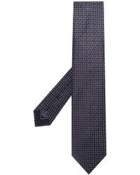 Brioni - Geometric Pattern Tie - Lyst