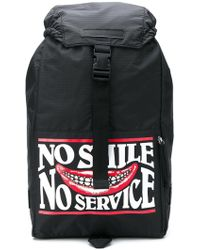 Stella McCartney - No Smile No Service Backpack - Lyst