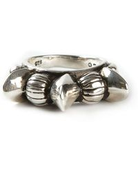Pamela Love - Engraved Ring - Lyst