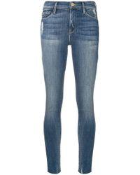 FRAME - Skinny Jeans - Lyst