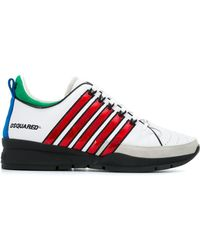 DSquared² '251' Sneakers - Weiß