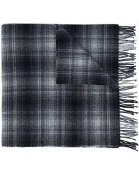 DSquared² - Checked Scarf - Lyst
