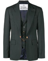 Vivienne Westwood - Layered Blazer - Lyst