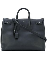 Saint Laurent - Large Sac De Jour Souple Tote - Lyst