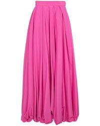 Rosie Assoulin   Maxi Parachute Skirt   Lyst