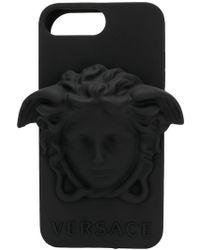 Versace - Medusa Iphone 7 Plus/8 Plus Case - Lyst