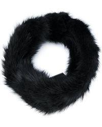 Yves Salomon - Headband Hat - Lyst