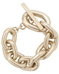 Paco Rabanne - Thick Chain Bracelet - Lyst