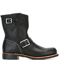 Red Wing - Buckled Boots - Lyst