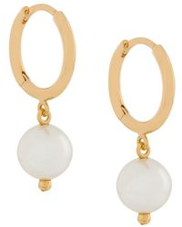 Simone Rocha - Small Pearl Earrings - Lyst
