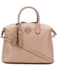 Tory Burch - Mcgraw Slouchy Satchel - Lyst