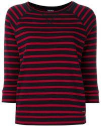 Woolrich - Striped Sweatshirt - Lyst