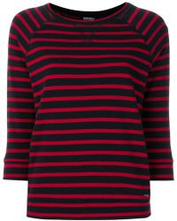 Woolrich - Striped Sweatshirt - Lyst