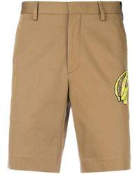 Fendi - Banana Patch Shorts - Lyst