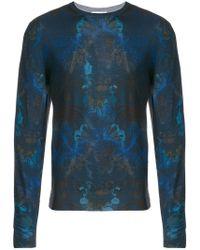 Etro - Printed Sweatshirt - Lyst