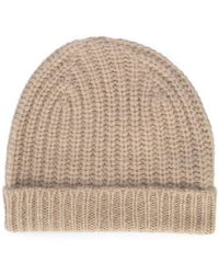 Closed - Ribbed Beanie - Lyst