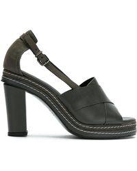 Mara Mac - Leather Sandals - Lyst