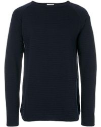 S.N.S Herning - Vista Crew Neck Pullover - Lyst
